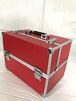 Кейс для косметики (красный), фото 1