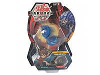 Ігровий набір SB Bakugan SB601-06 Fangzor Aquos Battle Planet бакуган Змія Синій (SUN6001)
