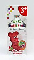 Сироп от кашля  для детей Фитокашленок Биоинвентика 100 мл (4605927001411)