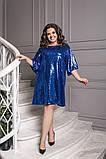 Платье вечернее в паетку, фото 2