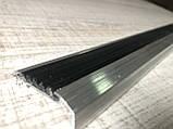 АКЦИЯ Профиль -угол  с резиновой вставкой (антискользящий), фото 4