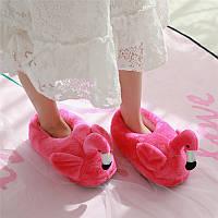 Тапочки домашние Фламинго