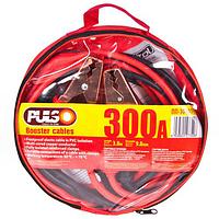 Старт-кабель PULSO 300 А (провода для прикуривания) Vitol ПП-30301-П