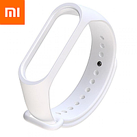 Ремешок для Xiaomi Mi Band 4 Белый Оригинальное Качество