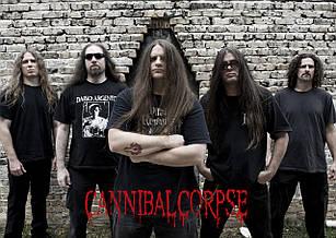 Плакат Cannibal Corpse 01