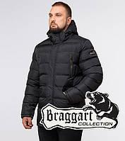 Braggart Titans 12952 | Мужская куртка большого размера графит