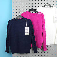 961 Вязанная кофта на девочку тм Nice Wear размер 6,8,12 лет