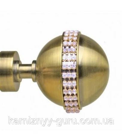 Декоративный наконечник Авея 19ø