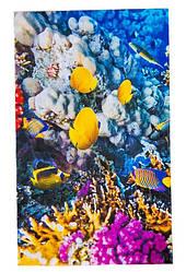 Обігрівач-картина інфрачервоний настінний ТРІО 400W 100 х 57 см, кораловий риф