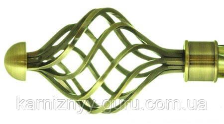 Декоративный наконечник Арезо 19ø