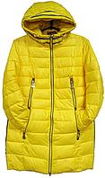 Женское зимнее пальто,р.50.