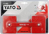 Магнітний кутник для зварювання YT-0862