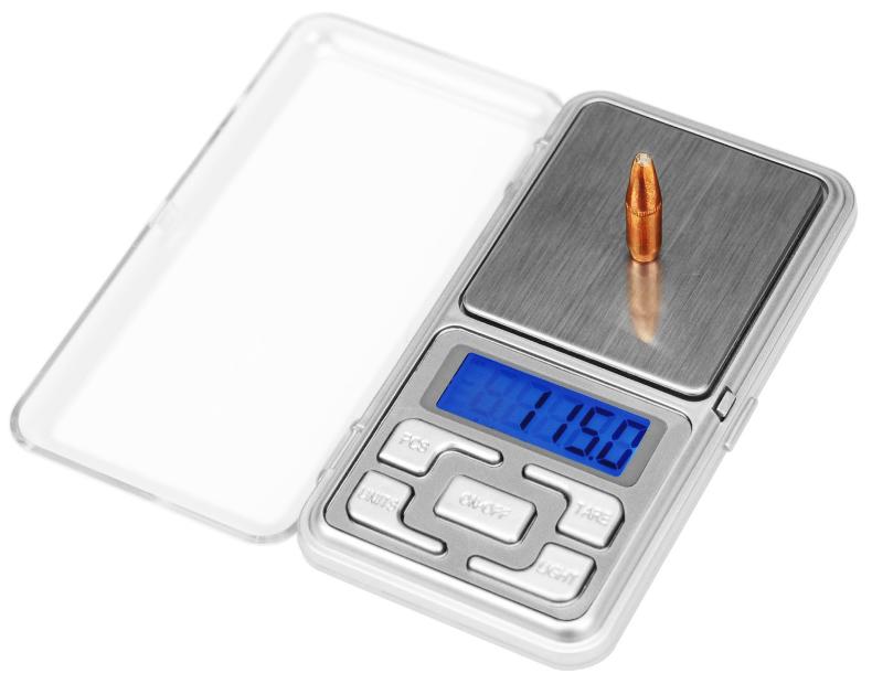 Весы ювелирные электронные 500г - 0.1г #100173-1