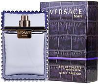 Мужская туалетная вода Versace Man Versace  (100 мл ) Фиолетовые