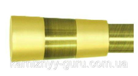 Декоративный наконечник Валео ø19 мм