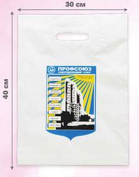 Пакет «Банан» 30×40 см