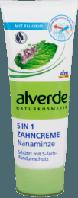 Alverde 5 in 1 Zahncreme Nanaminze Натуральная зубная паста 75 мл