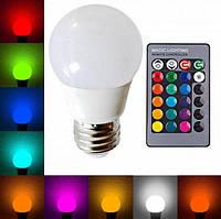 Лампа диско AC85-265V, 220V, пульт управления