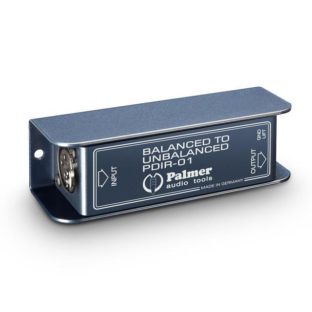 Преобразователь балансного сигнала в не балансный Palmer Pro PDIR01