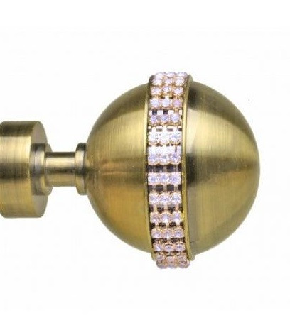 Декоративный наконечник Авея 25ø