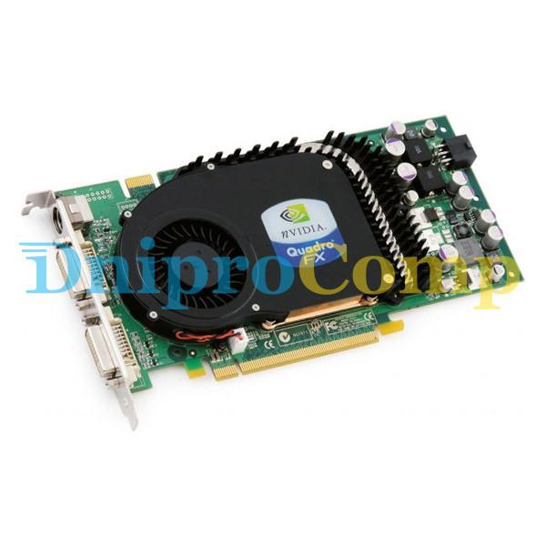 Відеокарта NVIDIA QUADRO FX 3450 256MB GDDR3 128-Bit