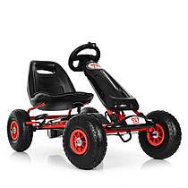 Дитяча педальная машина веломобіль Карт M 3590AL-2