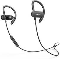 Навушники ANKER SoundBuds Curve Чорний
