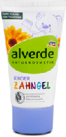 Alverde Kinder Zahngel натуральная зубная паста для детей 50 мл