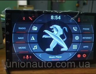 Автомагнітола ANDROID 8.1 WiFi USB FM 2 Din 7