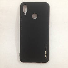 Чехол Huawei P Smart Plus SMTT Black