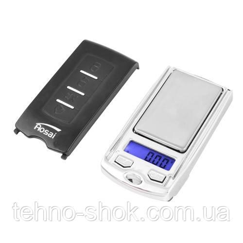 Весы ювелирные электронные AТР 136, mini, 100г (0,01г)