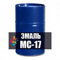 Эмаль МС-17 для окраски автомобилей