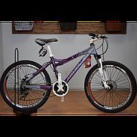 """Підлітковий гірський велосипед 24"""" ARDIS LX-200 DD (передач: 21"""") рама: 13"""""""
