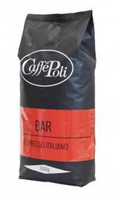 Кофе в зернах Caffe Poli Bar,1 кг