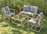Комплект мебели в стиле лофт Лоренс