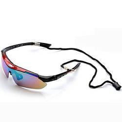 Спортивные солнцезащитные очки велоочки, 5 пар линз