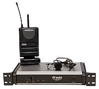 Радиосистема DV audio BGX-124 с петличным микрофоном