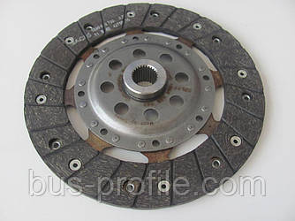 Комплект сцепления VW T4 2.5TDI (mot.ACV) 75kW — SACHS — 3000 831 301