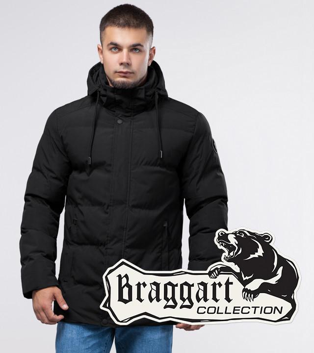 Braggart Youth | Куртка зимняя 25280 черная
