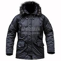 """Куртка зимняя """"АЛЯСКА"""" (BLACK), фото 1"""