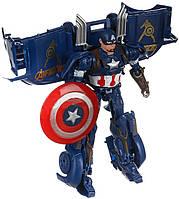 Трансформер Капитан Америка