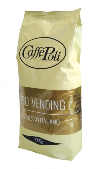 Кофе в зернах Caffe Poli Oro Vending,1 кг