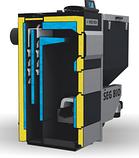 Автоматический (пеллетный) котел METAL-FACH SEG BIO 14,19, 25 - 100 кВт, фото 2