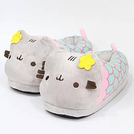 Домашние тапочки-игрушки Hello Kitty
