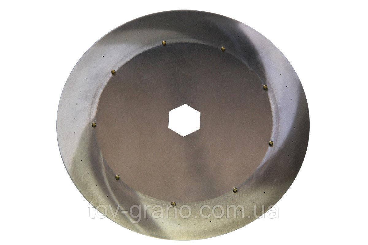Диск высевающий G22230320 20 HOLES D.1-5 SP LM  Gaspardo
