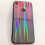 Чехол Huawei Honor 8A Holografic Pink/Black, фото 5