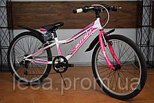 """Подростковый велосипед 24"""" Intenzo Elite (передач: 21"""") рама: 13"""""""