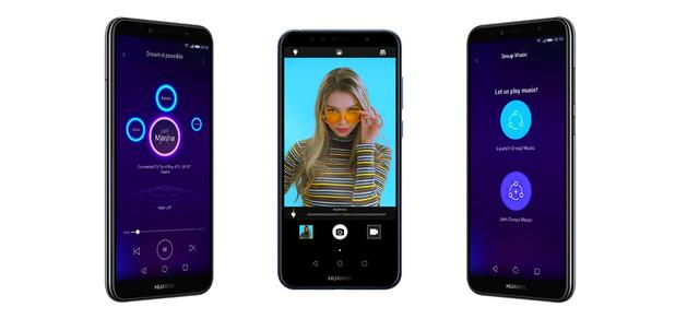 Смартфон Huawei Y6 Prime