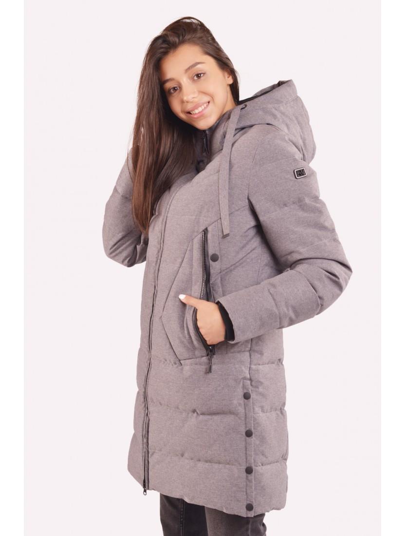 куртка женская зимняя ладога