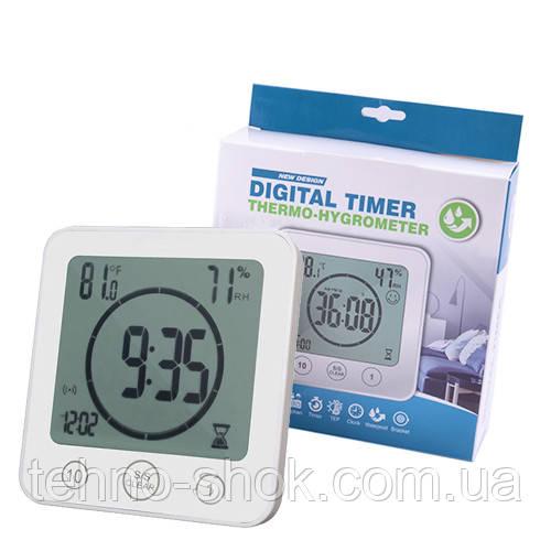 Термометр гигрометр электронный KT-9
